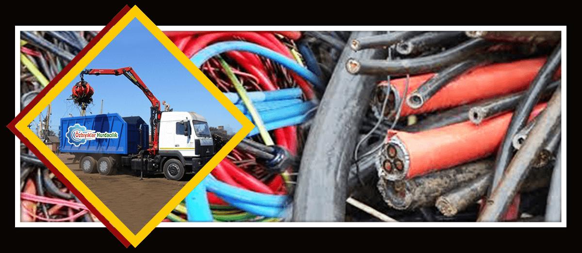 Ankara Hurda Kablo Alanlar